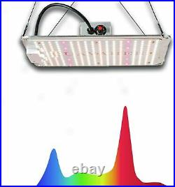 1000 Watt Commercial Grow Light LED Full Spectrum Diodes with Pro Yield Driver g