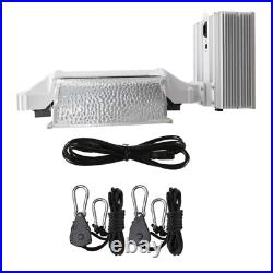 1000-Watt Double Ended HPS Pro Series Enclosed Style Grow Light System