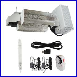 1000-Watt Double Ended HPS Pro Series Open Style Complete Grow Light System 120