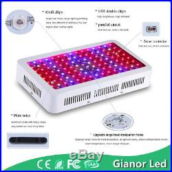 1200W Watt LED Grow Light Panel Lamp for Plants Hydroponic Growth Full Spectrum