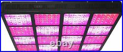 1660 watts LED Grow Light Full Spectrum with Convex Lens 13 Wave 1660 Watts