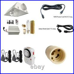 315-Watt CMH Ceramic Metal Halide Grow Light System with 6 in. Large Air Cooled