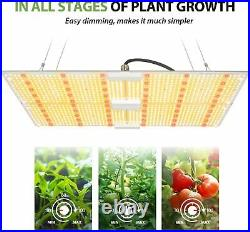 4000 Watt Grow Light Commercial Full Spectrum Diodes and MeanWell driver produce