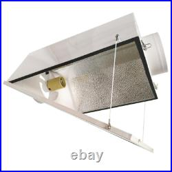 600-Watt HPS Grow Light System with 6 in. Large Air Cooled Hood Reflector with G