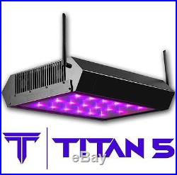Cirrus LED Systems Titan 5 LED Grow Light (with WiFi-Control) 1200 watts