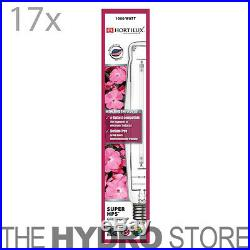 Eye Hortilux 1000w watts Enhanced Super HPS Grow Light Bulb 17 Units