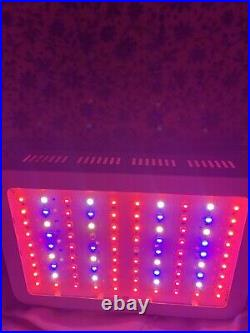 Full spectrum LED grow light dual Chip 1000watts only 3 Months Of Use