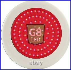 G8LED 90 Watt RED Flower Booster LED Grow Light Used 2 grow cycles, in perfect c