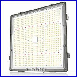 GROPLANNER 150 Watts Full Spectrum LED Grow Light for Indoor Plants Equal to