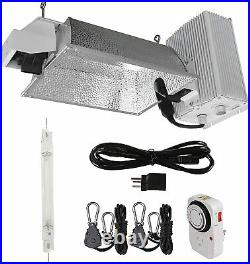 Hydro Crunch 1000-Watt Double Ended HPS Pro Enclosed Complete Grow Light System