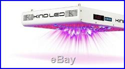 Kind LED Grow Light Full Spectrum Indoor K5 XL750 Series 750 Watts with Remote