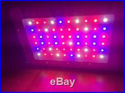 Two Mars Hydro 300W LED Grow Light Veg Flower Indoor With Two Yo-yo Hangers